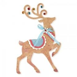 Sizzix Bigz Die - Reindeer