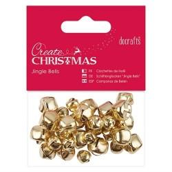 Jingle Bells (30pz) - Gold - Misure assortite
