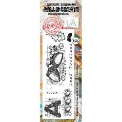 Timbri AALL and Create Stamp Set -536