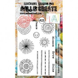 Timbri AALL and Create Stamp Set -523