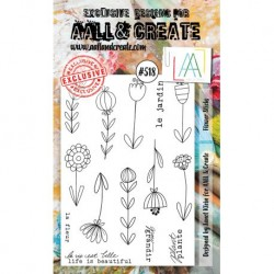 Timbri AALL and Create Stamp Set -518