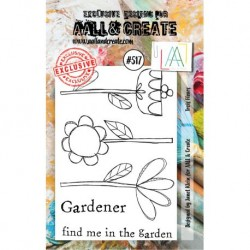 Timbri AALL and Create Stamp Set -517