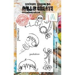 Timbri AALL and Create Stamp Set -516