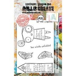 Timbri AALL and Create Stamp Set -515