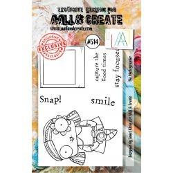 Timbri AALL and Create Stamp Set -514
