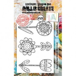Timbri AALL and Create Stamp Set -508