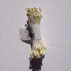 Mazzetto da 288 pistilli 2mm giallo