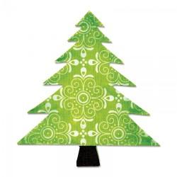Sizzix Bigz Die - Tree, Christmas