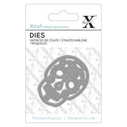 XCUT Mini Die - (1pz)  Mexican Skull
