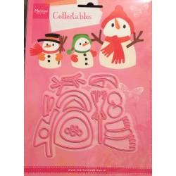 Marianne Design Collectables Eline's snowman