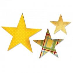 Sizzix Bigz Die - Stars