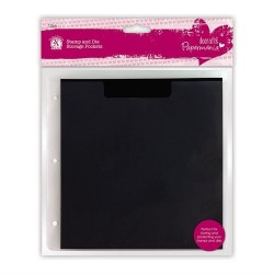 Stamp & Die Storage pockets - Tasche per raccoglitore per timbri e fustelle metalliche (10pz)