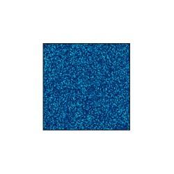 Foglio Gomma Crepla Glitter Blu