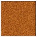 Foglio Gomma Crepla Glitter Arancione 30x40cm