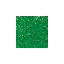 Foglio Gomma Crepla Glitter Verde chiaro