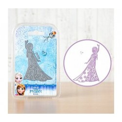 Fustella Disney Elsa