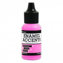 Ranger enamel accents pink gumball