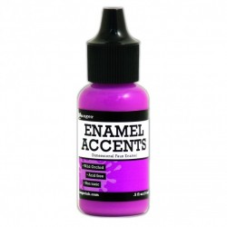 Ranger enamel accents wild orchid