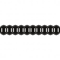 Marianne Design Craftables ribbon border