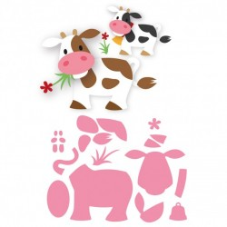 Marianne Design Collectables Eline's cow