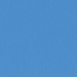 "Denim - Florence cardstock texture (simil bazzil) 12x12"" 216gr"