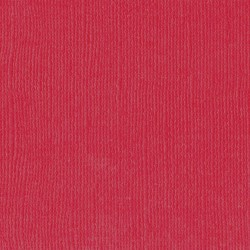 "Ruby - Florence cardstock texture (simil bazzil) 12x12"" 216gr"
