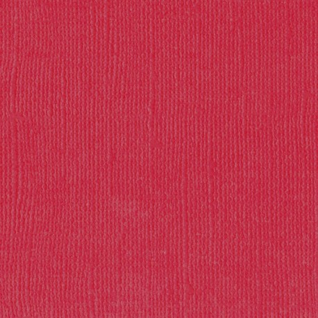 "Florence cardstock texture (simil bazzil) 12x12"" 216gr ruby"