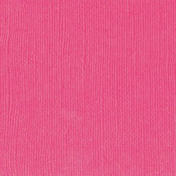 "Raspberry - Florence cardstock texture (simil bazzil) 12x12"" 216gr"