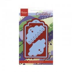 Marianne Design Creatables Cotton Lace 3pz.