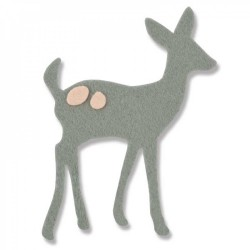 Sizzix Bigz Die - Little Deer