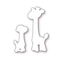 Fustelle la coppia creativa le giraffe