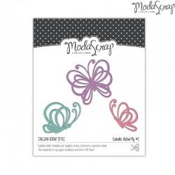Fustelle Modascrap Butterfly 1
