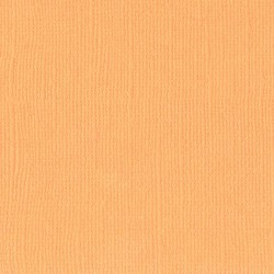 "Peach - Florence cardstock texture (simil bazzil) 12x12"" 216gr"