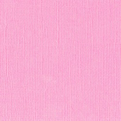 "Pink - Florence cardstock texture (simil bazzil) 12x12"" 216gr"