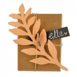 Sizzix Bigz Die - Wild Hedgerow