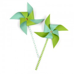 Sizzix Bigz Die - Pinwheel 3D