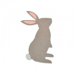 Sizzix Bigz Die - Little Rabbit