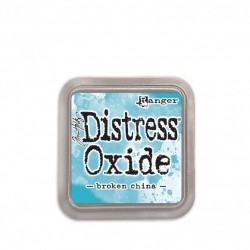 Ranger Tim Holtz distress oxide broken china