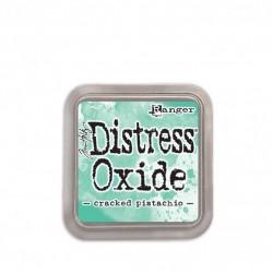 Ranger Tim Holtz distress oxide cracked pistachio