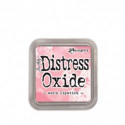 Ranger Tim Holtz distress oxide worn lipstick
