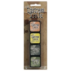 Tim Holtz distress mini ink kit num.10