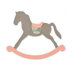 Sizzix Bigz Die - Rocking Horse