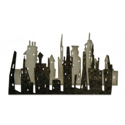 Sizzix Thinlits die set  Cityscape Skyline