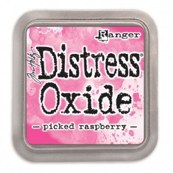 Ranger Tim Holtz distress oxide picked raspberry