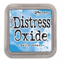 Ranger Tim Holtz distress oxide salty ocean