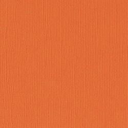"Melon - Florence cardstock texture (simil bazzil) 12x12"" 216gr"