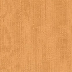 "Apricot - Florence cardstock texture (simil bazzil) 12x12"" 216gr"