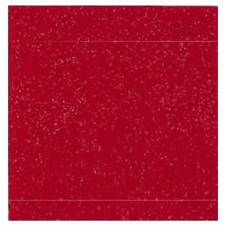 Pannolenci glitter rosso