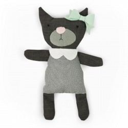 Sizzix Bigz Plus Q Die - Cat Softee