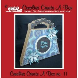 Crealies Create A Box no. 11 Bag